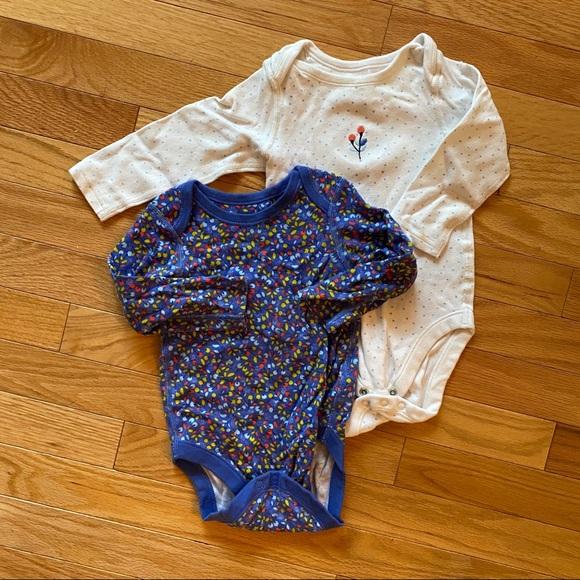 Marks & Spencer baby bodysuits